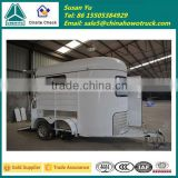 Horse Box Trailer Fire/2 Horse Customize Trailer Used for Sale