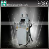 Multifunction Ipl Skin Rejuvenation Equipment Hair Removal Intense Pulsed Flash Lamp Machine / IPL + RF Beauty Equipment 560nm