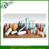 craft paper tube for glass bottle, custom round cylinder paper tube box, cardboard round shape box