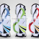 New model Custom made golf Stand Carry bags