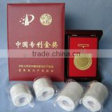 ( S )100% cotton material zinc oxide Heavy Elastic Adhesive Bandage 5cm*4.5m (with CE .ISO certificated)