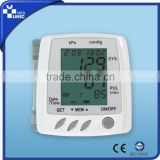 home use wrist digital blood pressure monitor meter