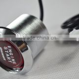 2013 New Smart push button push pull button switch with engine start and car alarm