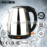 stainless steel electric kettle in kitchen appliance                                                                         Quality Choice