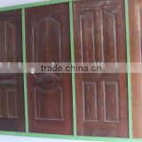naturel veneer faced hdf door skin