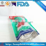 Plastic packaging bag for fish fod/fish baits bag