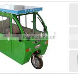 2014 hot sell high quality solar electric mini-car electric vehicle electric rickshaw by solar power&battery