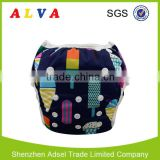 Alva Eco-friendly Ice Cream Swim Diaper Reusable Baby Swimming Wear                                                                         Quality Choice