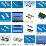 0.3mm 0.5mm Pitch FPC connector, SMT pin block terminal connnector,ul approved connector