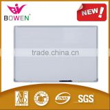 High quality magnetic whiteboard LDF MDF green black chalk children white board for classroom school and office BW-V1