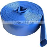 Certificate of quality ISO9001 plumbing pvc flexible water irragation layflat hose                                                                         Quality Choice