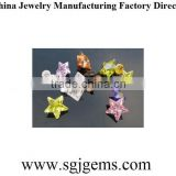 High quality new arrival cooper jewelry gemstone