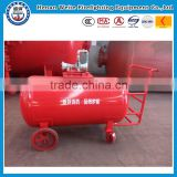 Factory manufacture 500L capacity mobile foam bladder tank