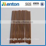 bubble coffee hard plastic drinking straws