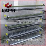 BAIYI Metal Wire Mesh High Quality Layer Quail Farm Cages Wholesale ( low price , hot sale )