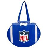 folding shopping bag for new products of 2012/Rugby ball bag