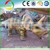 Easyfun Newest Amusement Park /Playground Rides Fiberglass hinosaur/ life size artificial dinosaurs for sale