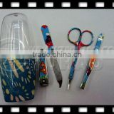 Hottest Fantastic Multicolored Stainless Steel Kids' Manicure Set Nail Care Tools and Equipment