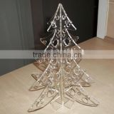 acrylic collapsible Christmas tree stands wholesale