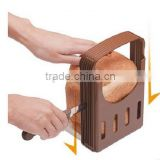 1PCS Compact And Foldable Kitchen Baking Bread/Loaf/Toast Slicer/Cutter Cutting-Cuts Even Slices (1)