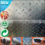 Low Price 10mm thick diamond plate St37 checker steel plate chequer sheet price