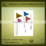 Hot selling felt pennant string flags