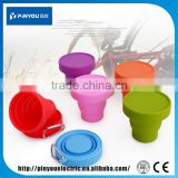Wholesale From Chinasilicone cup for traveling , collapsible travel mug , travel mugs ceramic