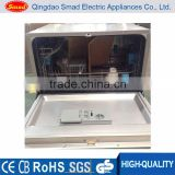 Wholesale Chinese countertop dishwasher with basket