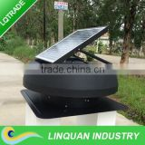 round shroud cover 14 inch roof mounted exhaust fan for agricultural application