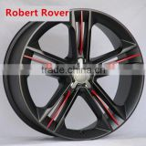 AU-DI Q7 wheel rims with Aluminium Alloy material