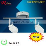 led passage lighting one rocker to four rocker switch metal wall lamps for bathroom mirror front lamp lighting