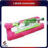 2016 high quality household magic floor microfiber cleaning cloth,full color cleaning cloth,thick mop cleaning cloth