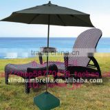 luxury 6 canopy slap-up outdoor patio parasol umbrella