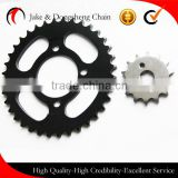 CB-110/150 43T fine blanking motorcycle chain sprocket price