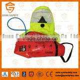Emergency Escape Breathing Device(EEBD) accident rescue equipment with 3L steel cylinder/ mining self rescuer- Ayonsafety