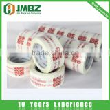 Custom promotional printing packing tape with company logo,contact info