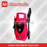 Electric power tool CARBON BRUSH MOTOR high pressure washer/cleaner, car wahser, window cleaner, 1650W, 105BAR