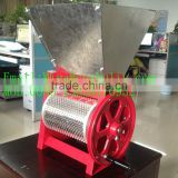 Coffee beans shelling machine with electrical motor or diesel
