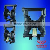 2'' Air double diaphragm high capacity Pneumatic Double Diaphram Pump for Ink,Glue,Paint 50#
