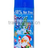 250ml birthday party artificial snow spray