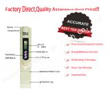 New arrival Water TDS Meter Tester Pen Water Measurement Tool Digital Purity Water-quality Tester