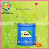 20L Agriculture backpack plastic pressure sprayer, garden sprayer, electric sprayer KXF-20L