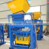 2015 NEW ! !!China Yingcheng machinery high quality QT4-24B fly ash solid brick making machine HOTTEST SALE in Pakistan