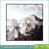 Abstract Modern Nature Art Fabric Painting Designs