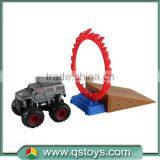 Cheap cool exporting hot plastic truck ,4wd truck with EN71
