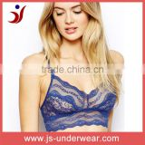 Sexy girls with transparent bra, women sexy polyester lace mature bra, ladies sheer sexy net bra