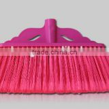 plastic broom long handle