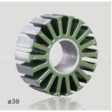 1.Customized Brushless DC / BLDC motor stator and rotor core with laminated silicon steel 0.2/0.35mm