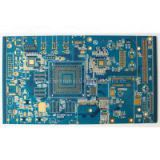 Multilayer PCBs with FR4 base material and BGA