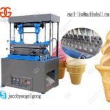 Commercial Wafer Ice Cream Cone Maker Machine